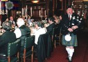 Burns supper for the Speaker of the House of Commons.